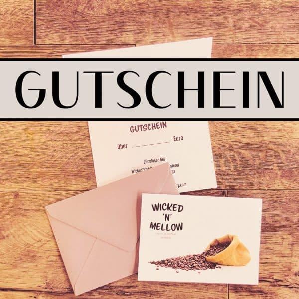 Gutschein Label