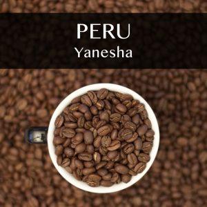 Kaffee aus Peru