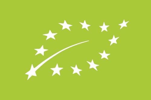 Bio Symbol in grün