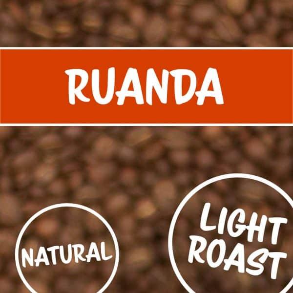 Beschreibung Kaffee Ruanda