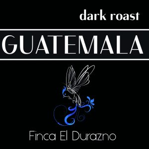 Label Guatemala dark