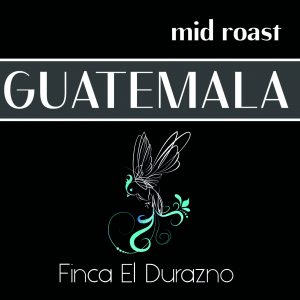 Guatemala Medium roast label