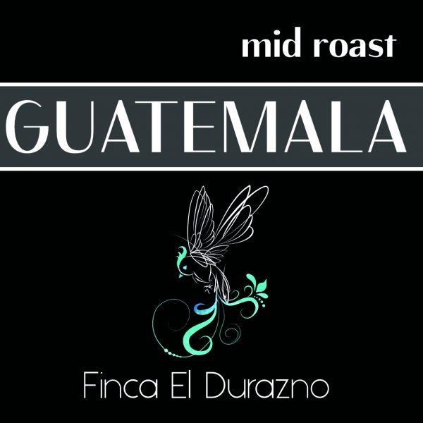 Guatemala Medium roast label