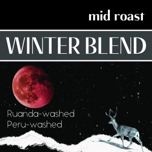 WinterBlend Label