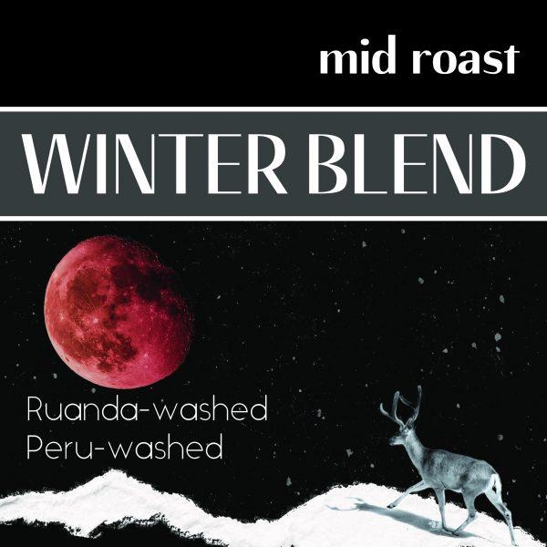 WinterBlend Label