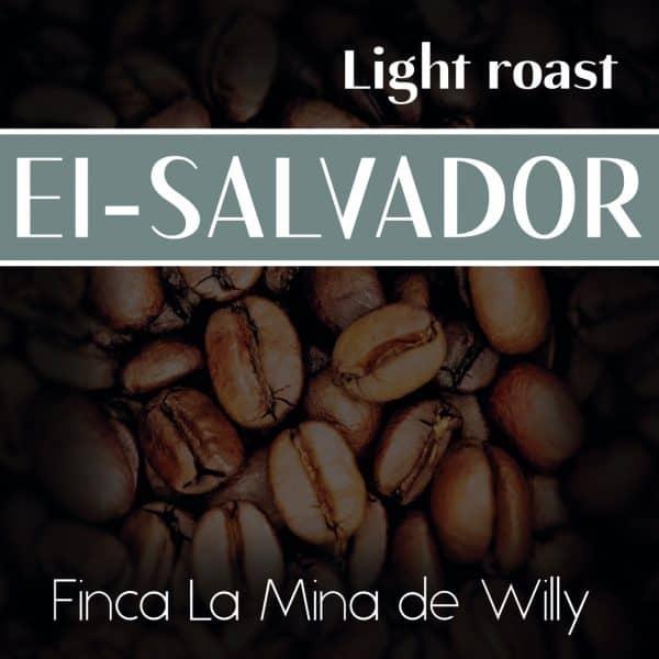 Label El Salvador