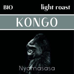 Kongo Label Gorilla